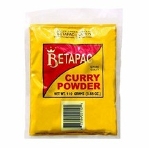 BetaPac Curry Powder Jamaica Jamaican 110 g 3.88 oz (Pack 3) - $26.18