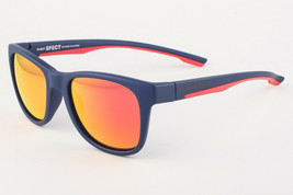 Red Bull Spect INDY 009 Dark Blue / Red Mirror Sunglasses INDY 9 51mm - $98.01