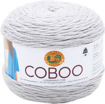 Lion Brand Coboo-Silver - $25.80