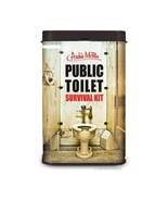 Public Toilet Survival Kit in Collectable Tin! - $3.99