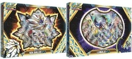 Lunala and Solgaleo GX Boxes Bundle 2 Collections 8 Packs 2 Promos Pokem... - $47.99
