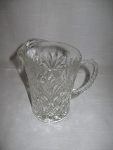 Prescut Pineapple Creamer Syrup Personal Pitcher Anchor Hocking 1949-1975 - $9.95