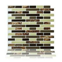 (Ship from USA) Peel and Stick Wall Tiles 10.5'' x 10'' Kitchen Backsplash Tile  image 4