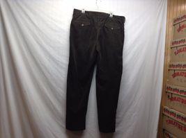 Men's Dark Green Corduroy Pants by L.L. Bean Sz 36 image 4