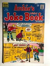 Archie's Joke Book #137 (1969) Archie Comics Vg - $9.89