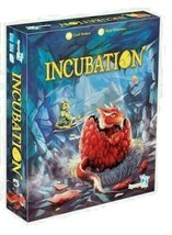 Synapses Games - Incubation Board Game -=NEW=- FREE Shipping - $33.20