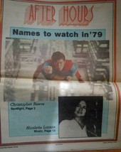 Vintage Sentinel Star After Hours Names To Watch in '79 Orlando Florida - $6.99