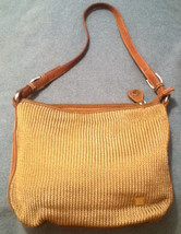 The Sak Woven Brown Purse - $9.75