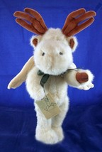 """Boyds Bears """"Emily Ann"""" 14"""" Plush Moose - Lord & Taylor Exclusive -NWT- ... - $99.99"""