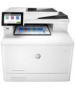 HP COLOR LASERJET MFP M480F  ALL IN ONE  3QA55A#BGJ   DUPLEX PRINTER  SCANNER - $859.99