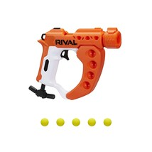Nerf Rival Curve Shot -- Xxi-100 Blaster -- Rounds To Curve Left, Righ - $23.99
