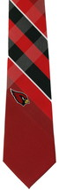 Arizona Cardinals Mens Necktie NFL Football Team Logo Neck Tie Sports Fa... - $32.95