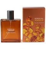Bath and Body Works Luxuries SENSUAL AMBER Eau De Toilette Perfume 1.7 F... - $120.99