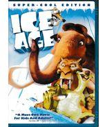 Freebie!  Ice Age DVD (2006, 2-Disc Set, Super Cool Edition) - $0.00