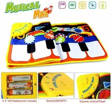 BEYST Kids Musical Mat, Foldable, 110x36cm Early Educational image 4
