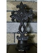 "Baroque Standing Cross, Undeniable Faith for Demdaco, 10"" Tall, New - $24.95"
