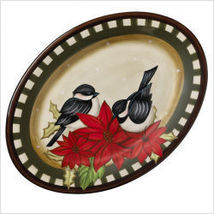 Pfaltzgraff Woodland Oval Platter New - $31.99