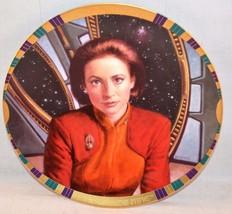 STAR TREK Deep Space Nine Hamilton Collection Plate - Major Kira Nerys - $17.99