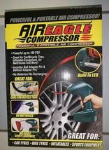 "AIR EAGLE COMPRESSOR PORTABLE AIR - ""NEW - $27.07"