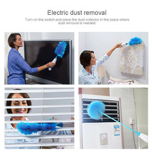 Adjustable Electric Feather Duster Dirt Dust Brush Vacuum Cleaner Blinds... - $68.90
