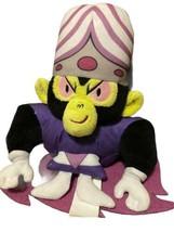 "Powerpuff Girls Mojo Jojo Plush 8"" Monkey Spin Master Cartoon Network Vi... - $17.81"