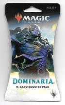 Magic The Gathering MTG 1x Dominaria Booster Pack Retail Packaging - $8.95