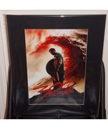 300 Rise Of An Empire Matted Poster 16 X 20 - $24.99