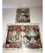 WITCHCRAFT & WITCHCRAFT LA TERREUR # 1 2 3 Full Sets VERTIGO DC COMICS - $8.99