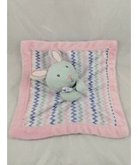 Falls Creek Baby Rabbit Rattle Lovey Bunny Security Blanket Stuffed Anim... - $14.36