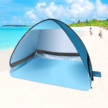 Beach Tent Automatic UV-Protective Sun Shelter Waterproof Outdoor Campin... - $39.99