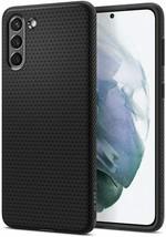 Samsung Galaxy S21 Case Liquid Air Armor Anti-slip Matte Surface Slim Black 2021 - $21.77