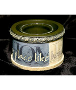 No Place Like Home Votive Candle Holder - $9.95