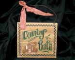Sign country bath thumb155 crop