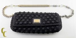 Dolce & Gabbana Pequeño Ganchillo Mamá Chales Bolso Clutch Adornar Tira - $1,068.20