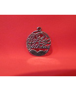 Vintage STERLING SILVER HAPPY BIRTHDAY Charm for Bracelet Collector Souv... - $6.95