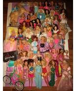 HUGE Barbie Doll Horse Clothes Midge Superstar Vintage New Lot 50+ for O... - $200.00
