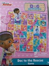 Doc McStuffins Doc To The Rescue Game - $6.05