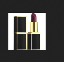 Tom Ford Lip Color Lipstick Dark And Stormy 34 Pavlos Brown Full Size Ne W Bo X - $52.50