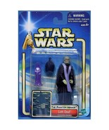 Star Wars Blue Saga The Phantom Menace - Neimoidian Senator Lott Dod - $10.99
