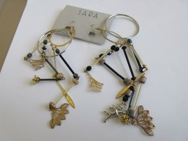 Earrings , Eclectic  , Vintage , Retro ,  1970s , New / Old Inventory  ,... - $93.96