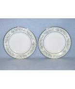 Noritake Belmont 5609  2 Bread and Butter Plates - $4.99
