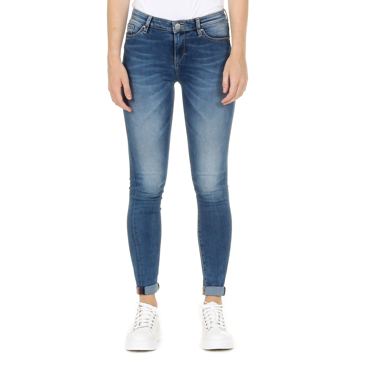 Primary image for Andrew Charles Womens Jeans Denim CLAIRE