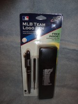 Pittsburgh Pirates Executive Pen With Refill And Case Mlb Logo Pen - $9.85