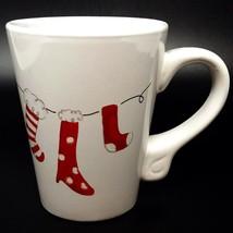 California Pantry Hanging Christmas Stockings Cup/Mug 11 OZ Julie Scott - $9.81