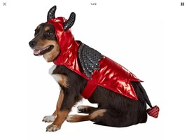 Devil Halloween Dog Or Cat Pet Costume Small New Without Tags - $17.72