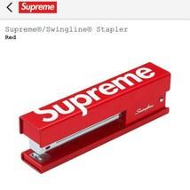 Supreme Swingline Stapler color Red 2020 SS - $98.01