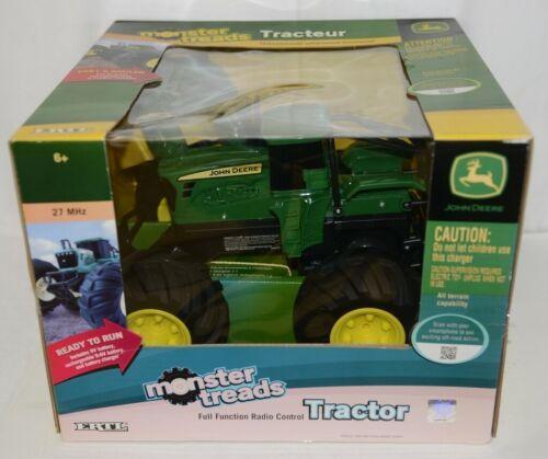 John Deere TBEK46155 Monster Treads Radio Control Tractor