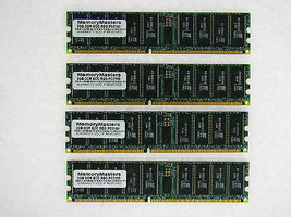8GB 4X2GB MEMORY FOR SUPERMICRO SUPERSERVER 7043L-8R 7043M-6 7043M-8