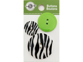 Loops and Threads Button Pack, Set of 3 #141089