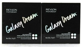 2 Ct Revlon Photoready 0.50 Oz Galaxy Dream 003 Holographic Highlighting Palette - $25.99